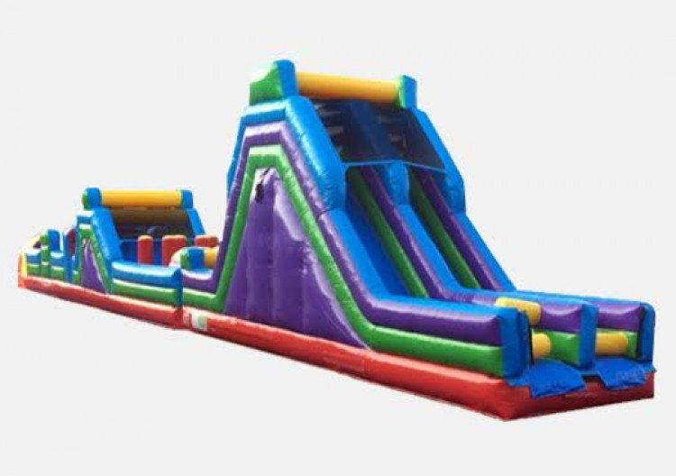 75' OBSTACLE COURSE